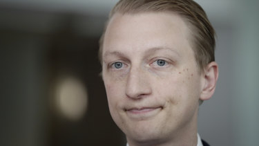 The Victorian Senator James Paterson's trip to China has also been cancelled.