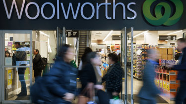 Woolworths continues to evolve.