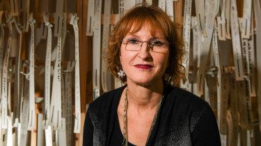 Clinical psychologist Elisabeth Shaw