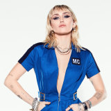 Miley Cyrus joins a huge array of musicians covering songs from Metallica's 1991 self-titled album.