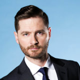 Charlie Pickering: ''We'd better get in and say something important while we still can.''