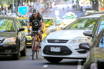 All that risk means you need to really love cycling to justify it.
