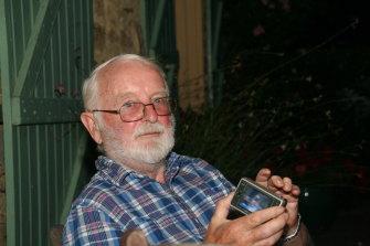 Ken Jones: Daylesford vigneron.