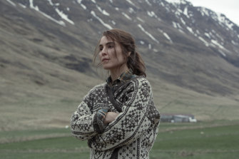Noomi Rapace: 'Iceland always had this effect on me: it feels like I'm looking at myself'