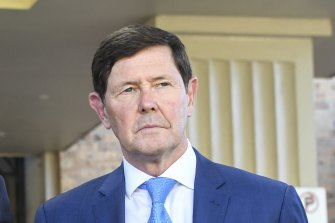 Long-time MP Kevin Andrews has lost his preselection in the Victorian seat of Menzies.