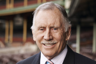 Ian Chappell set up the Chappell Foundation with his brothers.