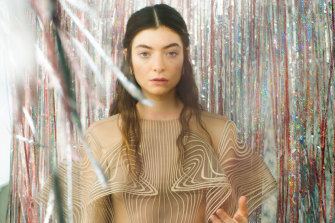 Lorde's new album was released on Friday.