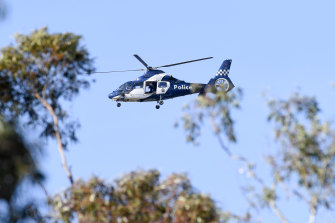 Victoria Police spent more on lawyers than it did on helicopters
