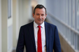 WA Premier Mark McGowan could be eligible for up to $250,000 a year under an old pension scheme.