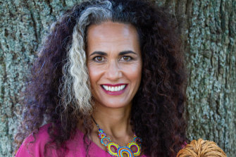 New Zealand Poet Laureate Selina Tusitala Marsh.