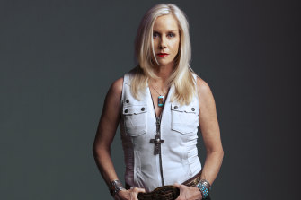 """Cherie Currie: """"I give everything in a relationship and tend to lose myself in them, too."""""""