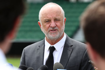 Graham Arnold has a busy year ahead of him with both the Socceroos and Olyroos staring down a fixture logjam.