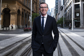 NSW Treasurer Dominic Perrottet has handed down his fourth budget.