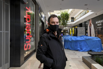Caleb Brown, who oversees the operation of stores such as Superdry, has welcomed the announcement.