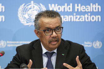 Tedros Adhanom Ghebreyesus has announced that the COVID-19 outbreak is a pandemic.