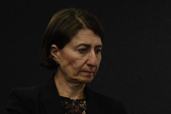 The Berejiklian government rejected five recommendations from the inquiry within a month of receiving the report.