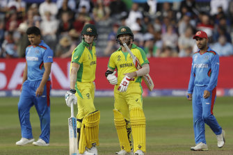 Australia last played the Afghanistan men's team at the 2019 World Cup in England