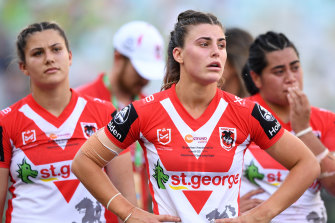 Jess Sergis and the Dragons may not take to the field this year.
