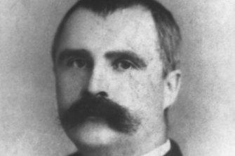 John Boyle O'Reilly.