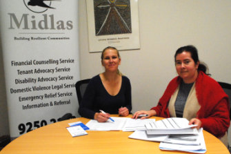 Midlas financial counsellors saw more than $51 million worth of debt last financial year.