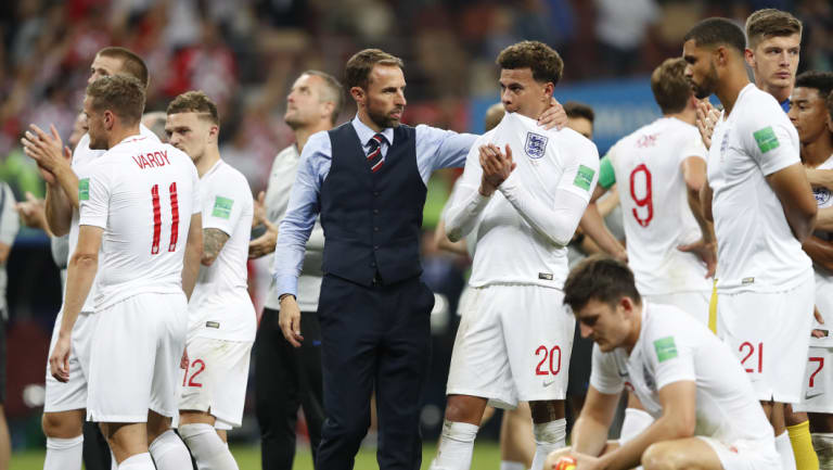 Clock ticking: Gareth Southgate knows the Euros will come around quickly.