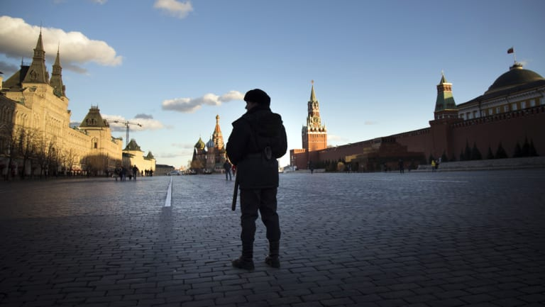 The Kremlin orchestrated a campaign of global cyber attacks, according to Western allies.