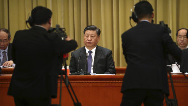 "Taiwan ""must and will"" reunify with the mainland, Xi said."