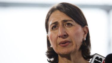 Premier Gladys Berejiklian does not believe pill testing is effective.