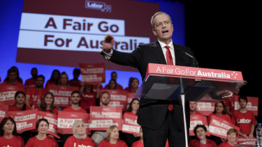 Labor's Federal Election Volunteer Rally in Burwood was a campaign launch in all but name.