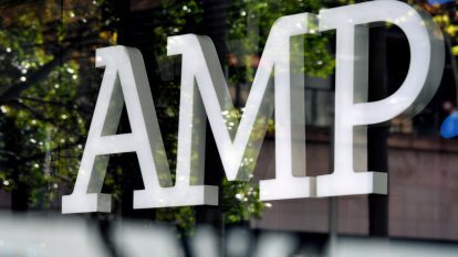 AMP shares plunge 10 per cent as group warns of a difficult 2019