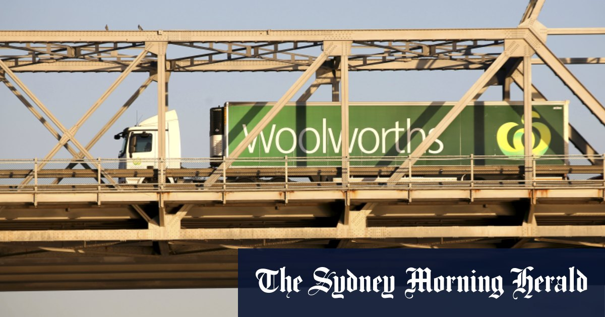 Woolworths' $550 million merger plan may need work: ACCC