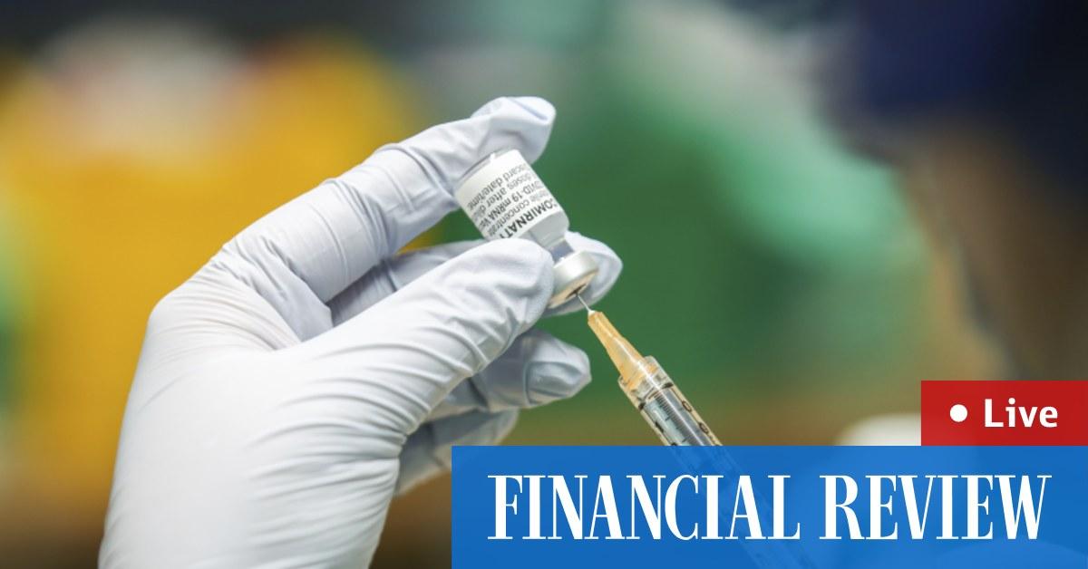 Biden's booster shot plan thwarted by expert panel – The Australian Financial Review