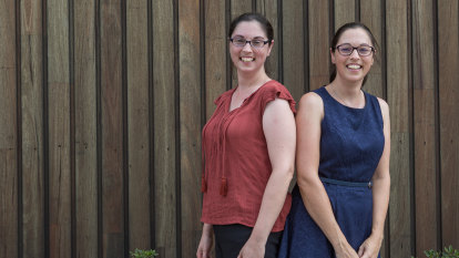 'Who are you?': how a sister helped her twin recover from a brain injury
