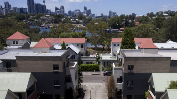 Numbers changing on housing debt