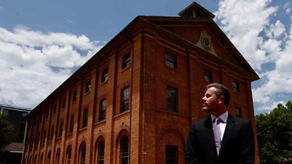 'Work in progress': Hyde Park Barracks closes for $18 million transformation