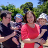 Kelly O'Dwyer's departure announcement a family affair