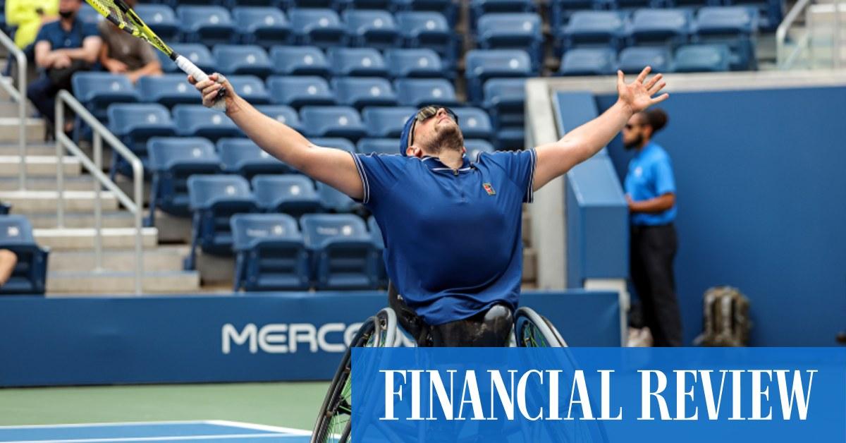 Alcott chugs beer while Djokovic chokes - The Australian Financial Review