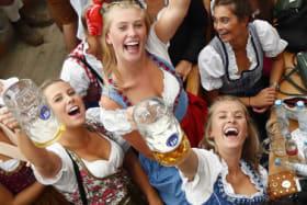 Photos: World's biggest beer festival kicks off in Munich