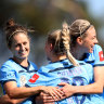 'Outside noise': Sydney coach says W-League side is focused on glory