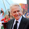 Michael Douglas arrives at the 59th annual Golden Nymph Awards at the Monte-Carlo Television Festival.
