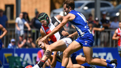 Crows eyeing out-of-contract Lion, North delist 12th player