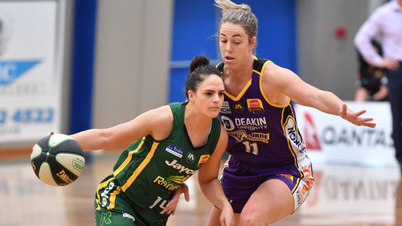 Melbourne Boomers click on offence in win over Rangers