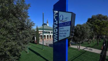 Al-Taqwa college in Truganina.