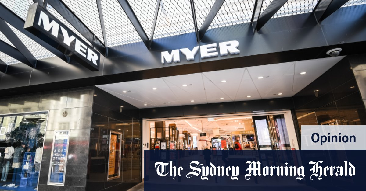 The 11th hour coup: how Myer's board got rolled – Sydney Morning Herald