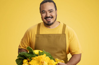Adam Liaw hosts The Cook Up.