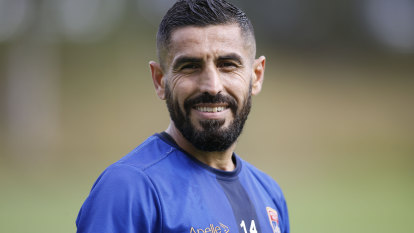'It was horrible': The crisis that gave Ali Abbas a second chance in the A-League