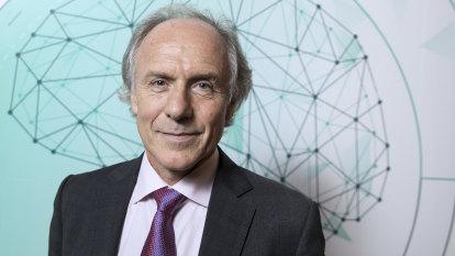 Former chief scientist spruiks Australia's green tech on world stage