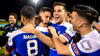 Spanish star Sanchez shines as Olympic claim title over Leichhardt