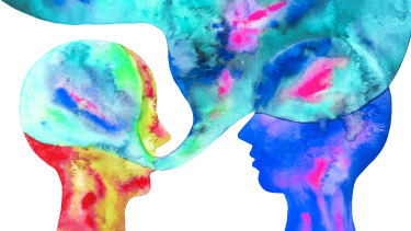 The key to these conversations is to practise the skill of listening.