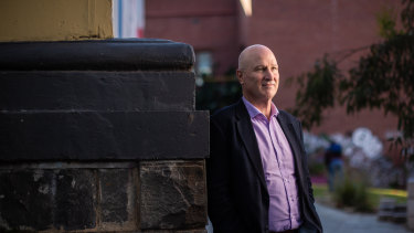 Launch Housing CEO Bevan Warner is facing a loss of $2.47 million in funding next financial year.